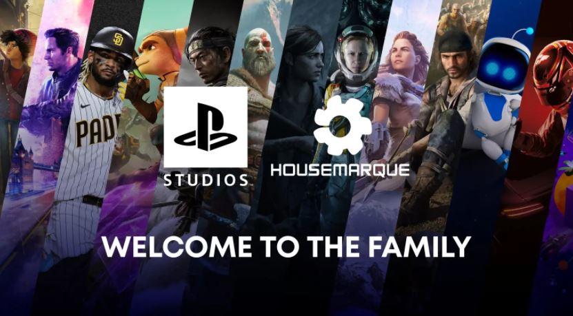 ソニーがリターナルの開発Housemarqueを買収!