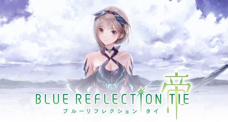 ブルーリフレクション新作『BLUE REFLECTION TIE/帝』が10月21日に発売決定