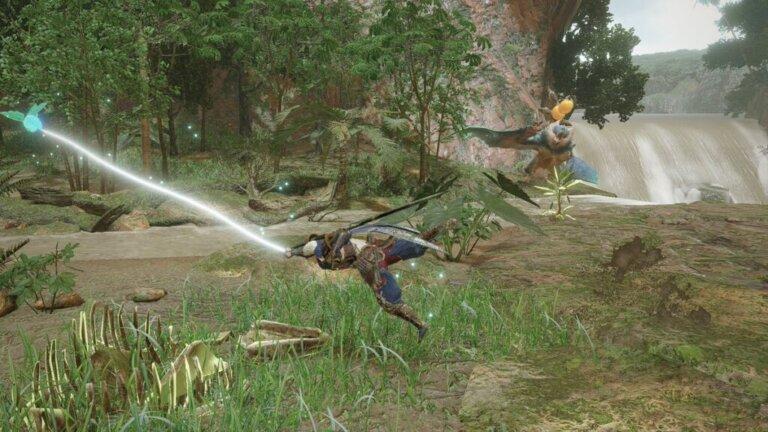 【モンハンライズ】翔蟲アクションってゲーム史に刻まれるレベルの発明じゃね?