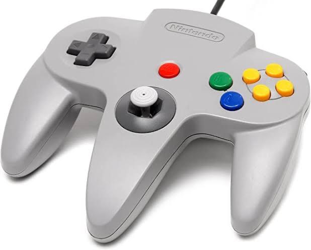 現代のキッズ、N64のコントローラーの持ち方が分からない