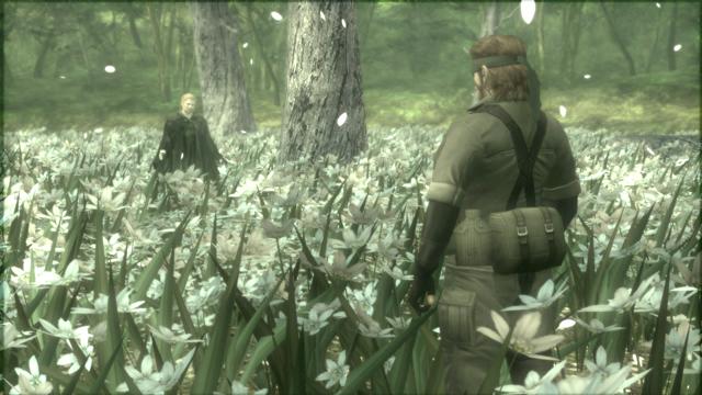 『メタルギアソリッド』とかいう3が最高傑作のゲームww