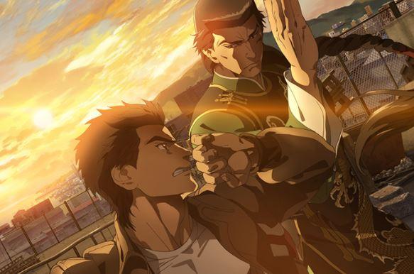 『シェンムー』アニメ2022年展開予定!主人公と宿敵が拳を交えるキービジュアル解禁