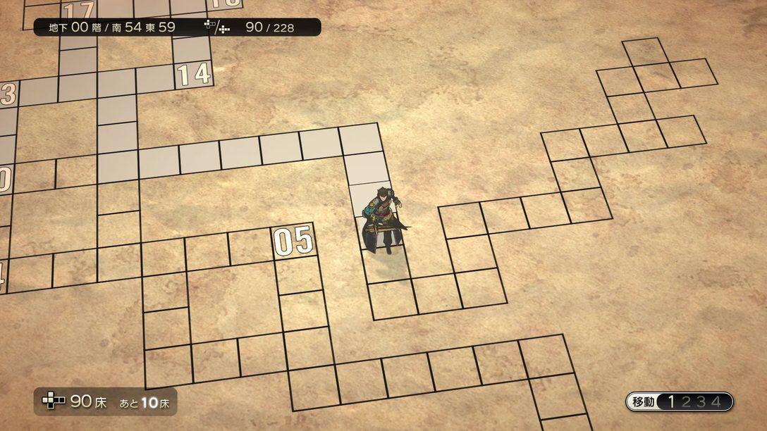 スクエニ、シンプルさを追求した探索RPG『ダンジョンエンカウンターズ』を発表